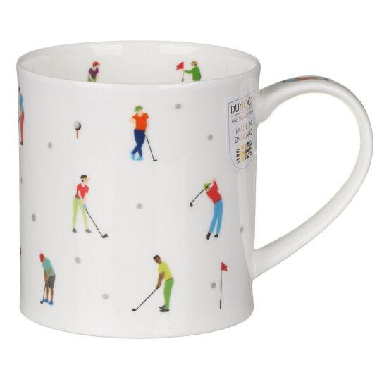 Sport Stars Golf Orkney Shape Mug