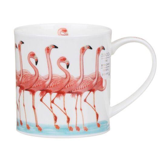 Show-Offs Flamingos Orkney Shape Mug
