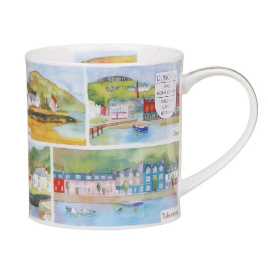 The West Coast Of Scotland Orkney Shape Mug