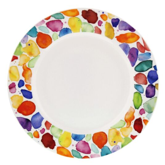 Blobs! 22cm Boxed Cake Plate