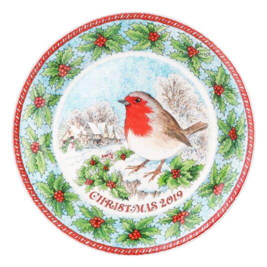 Christmas Plate 2019