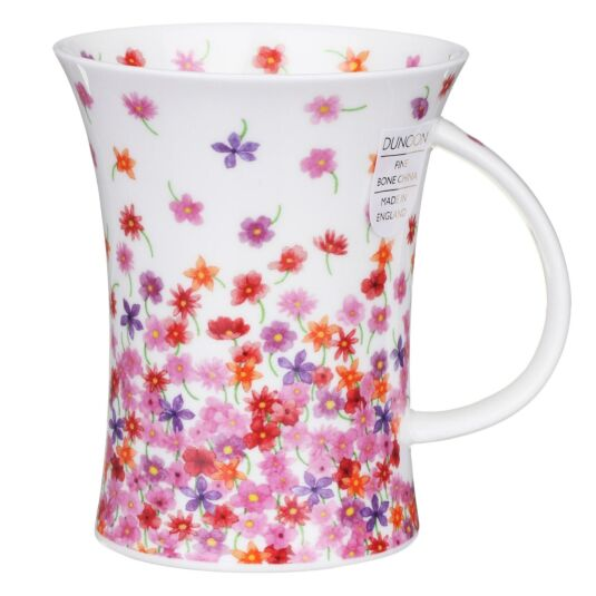 Fleurette Pink Richmond Shape Mug