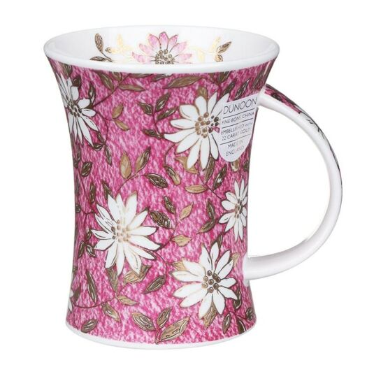 Nuovo Pink Richmond Shape Mug
