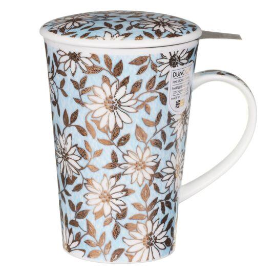 Aqua Shetland Tea Infuser Set