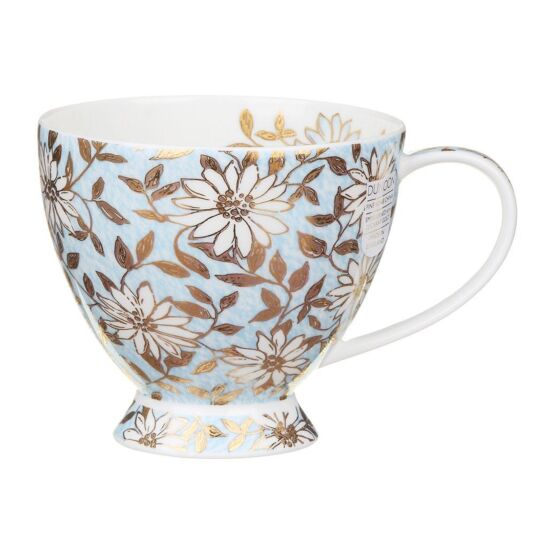 Aqua Skye Teacup Mug