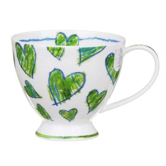 Amora Green Skye Teacup Mug