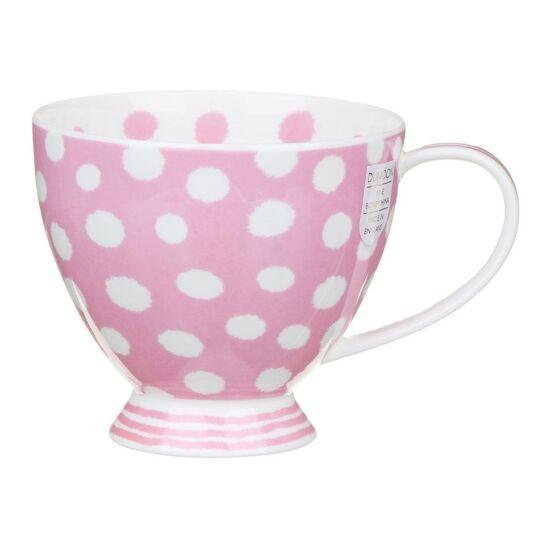 Dottie Pink Skye Teacup Mug