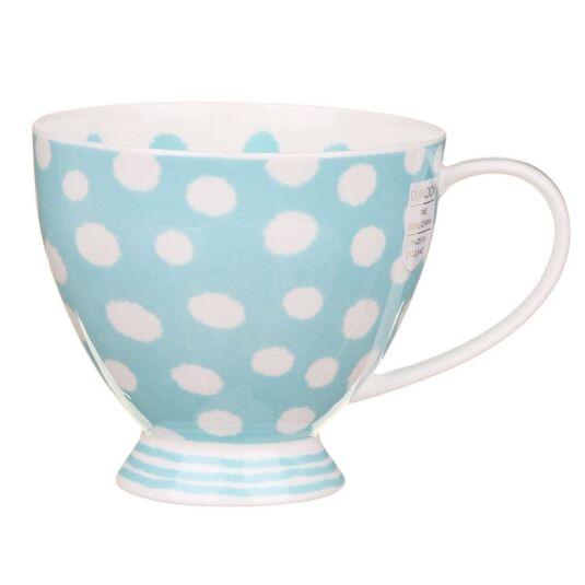 Dottie Turquoise Skye Teacup Mug