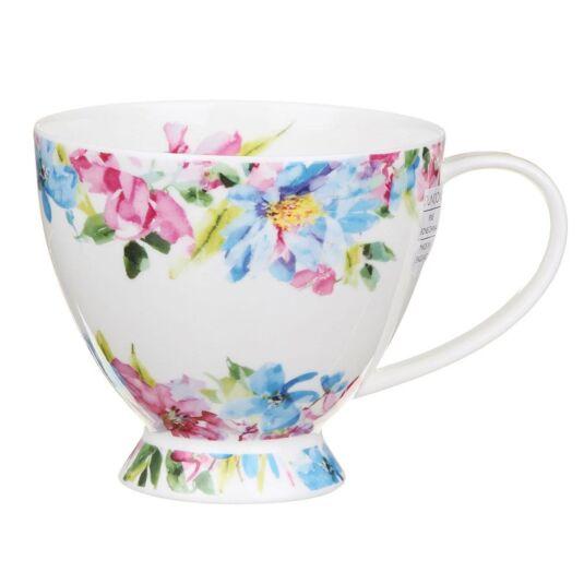 Fiore Blue Skye Teacup Mug