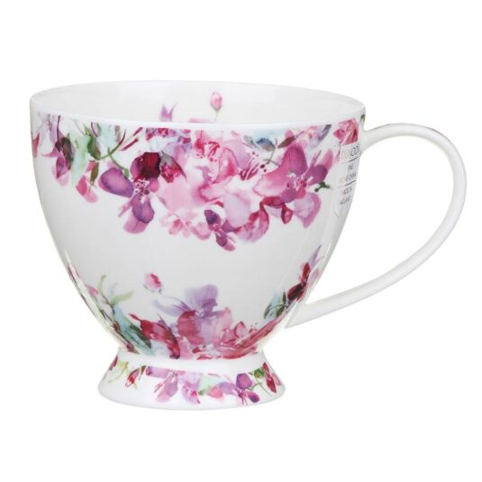 Fiore Pink Skye Teacup Mug