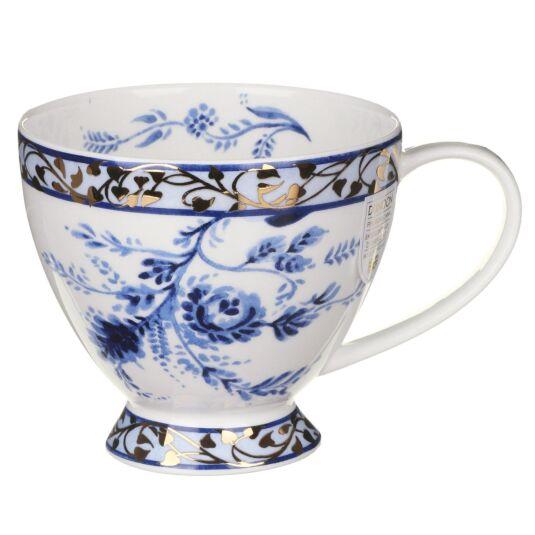 Delft Blue Skye Shape Mug