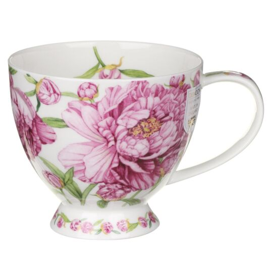 Paeonia Skye Shape Mug