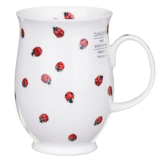 Bugs Ladybird Suffolk Shape Mug