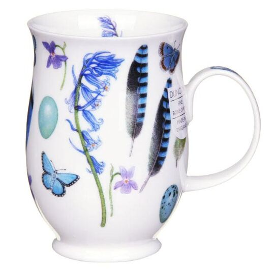 Country Collection Blue Suffolk Shape Mug