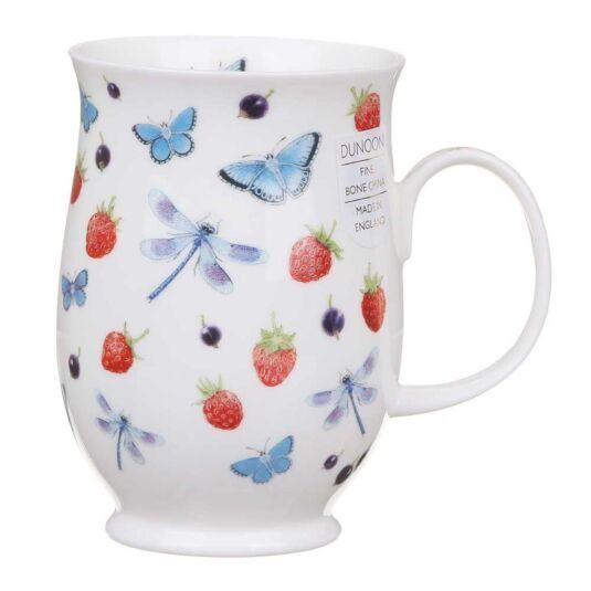 Evesham Strawberry Suffolk Shape Mug