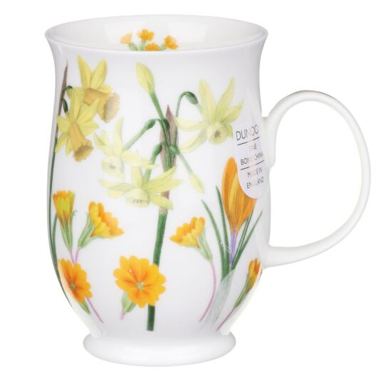 Sonata Yellow Suffolk Shape Mug