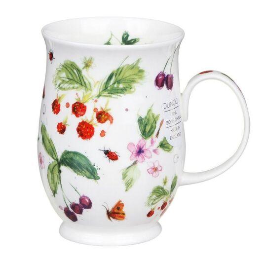 Orchard Fruits Strawberry Suffolk Shape Mug