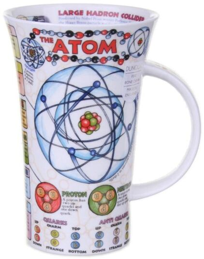 The Atom Glencoe Shape Mug