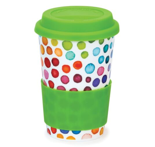 Hot Spots Travel Mug