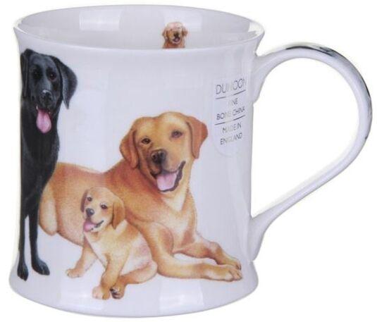 Dogs & Puppies Labrador Wessex shape Mug
