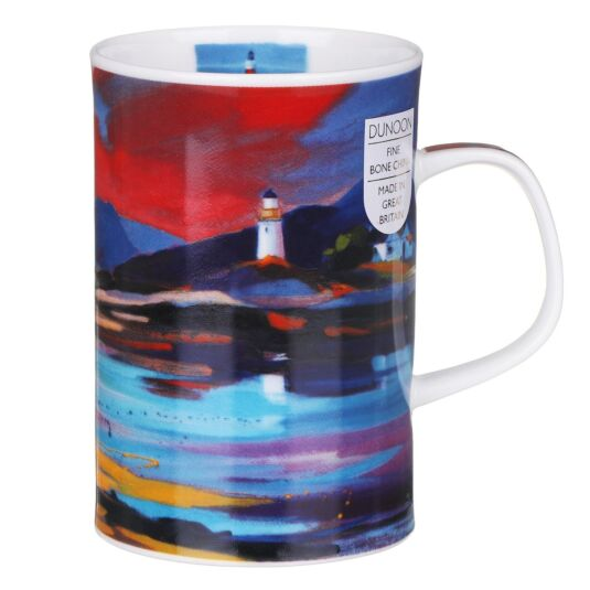 Island Shores Lighthouse Windsor Shape Mug