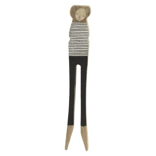 'Molly' Wooden Peg