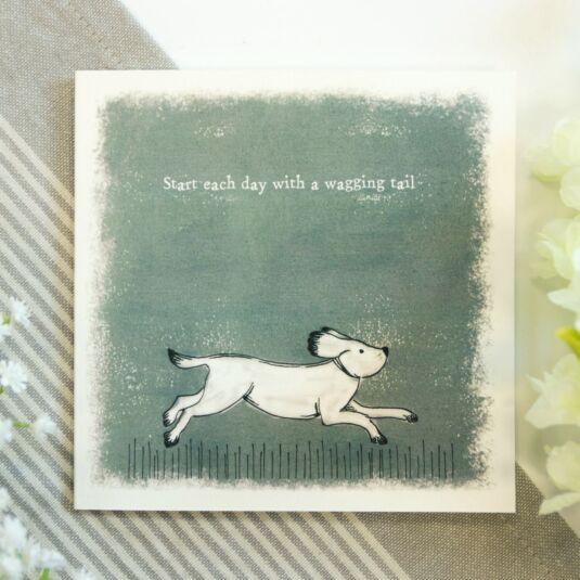'Start Each Day' Card