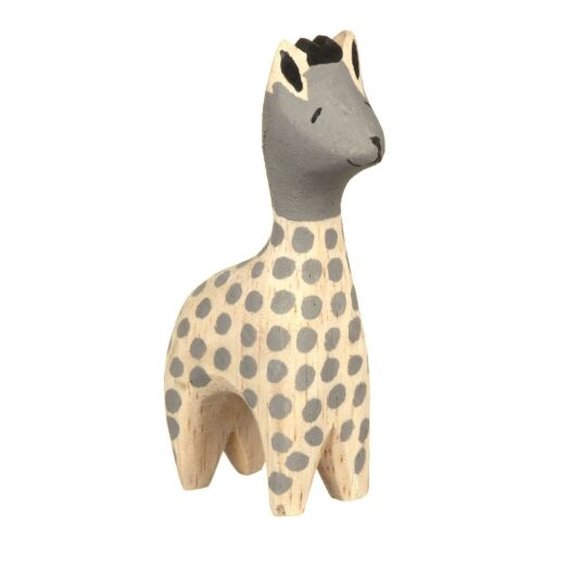 Little Wooden Giraffe