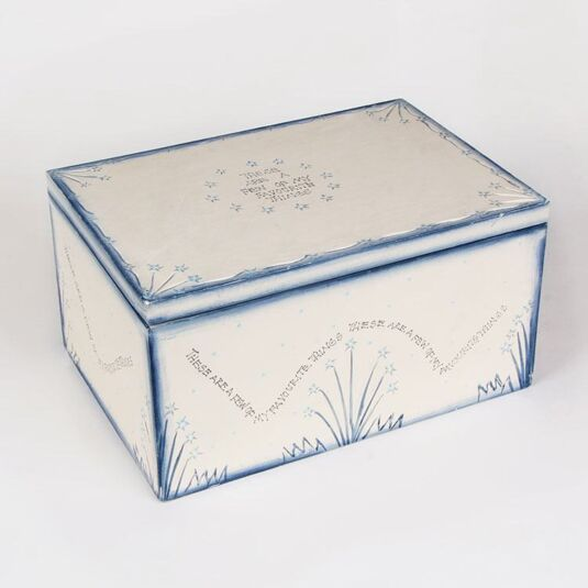 My Favourite Things Jewellery Box