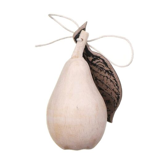 'A Great Pair' Wooden Pear