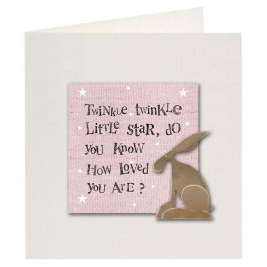 Twinkle Twinkle Animal Card
