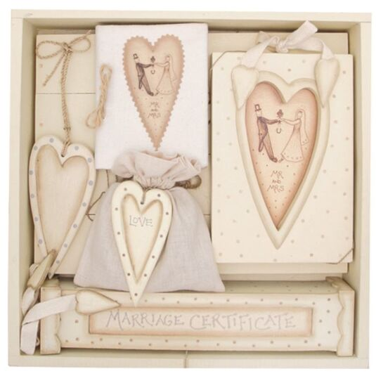 East Of India Wedding Box Gift Set Temptation Gifts