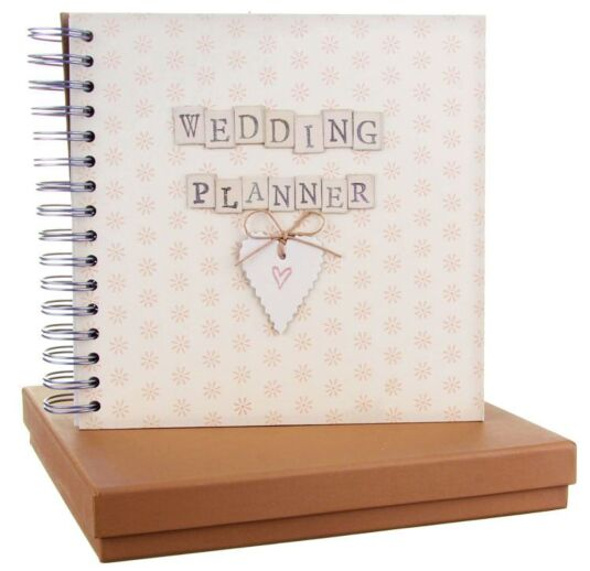Wedding Planner Gift Box : East of India Wedding Planner in a Box Temptation Gifts