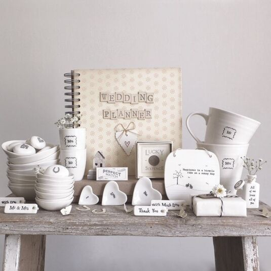 East Of India Wedding Planner In A Box Temptation Gifts