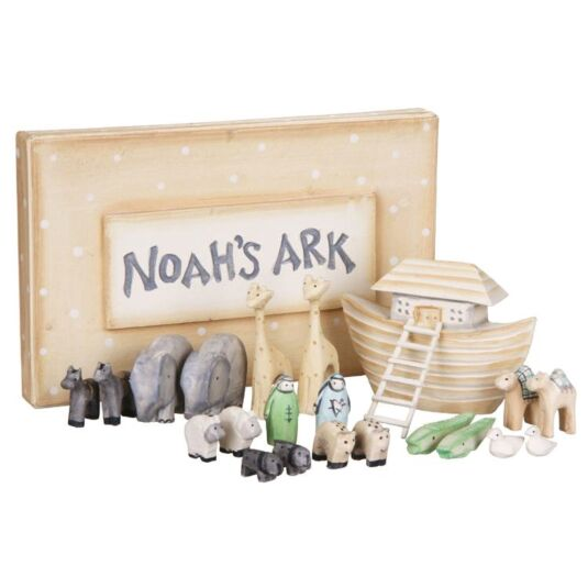 Little Noah's Ark Set in Box