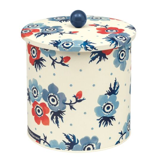 Anemone Biscuit Barrel