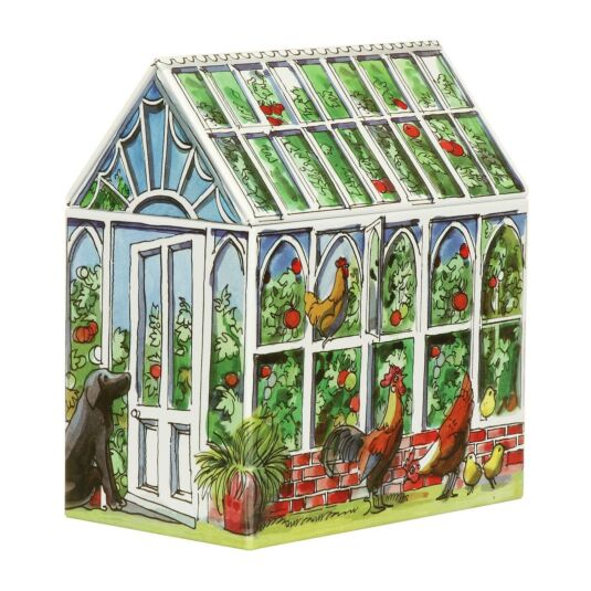 Greenhouse Tin