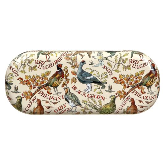 Game Birds Glasses Case