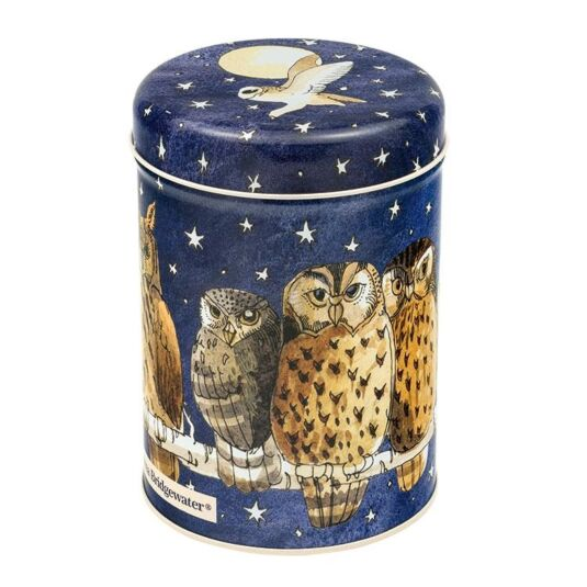 Owls Round Caddy