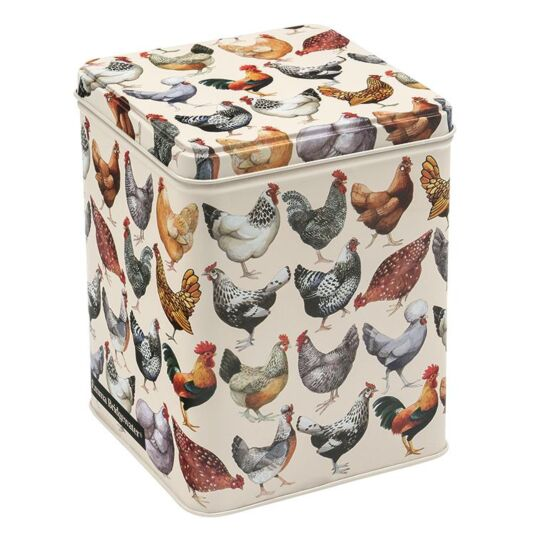 Hen Square Caddy