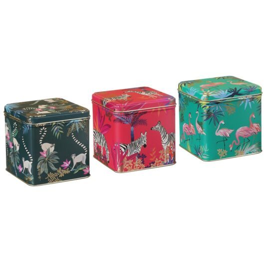 Set of 3 Square Caddies