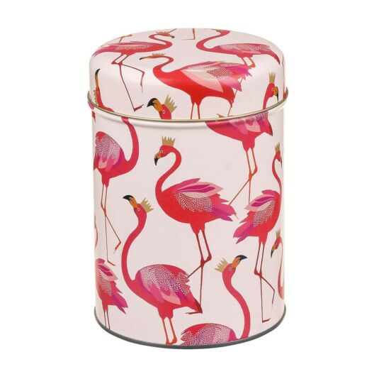 Flamingo Round Caddy