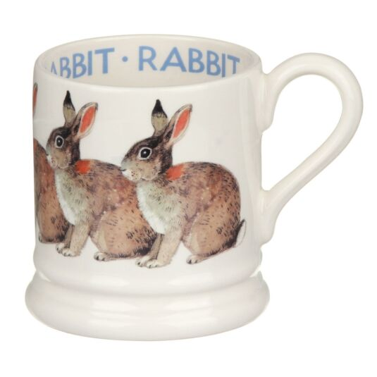 Rabbit Half Pint Mug