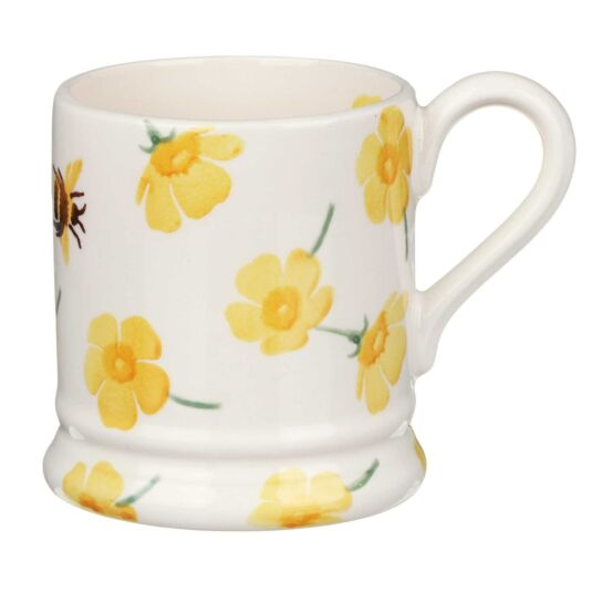 Buttercup Scattered Half Pint Mug