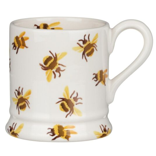 Insects Bumble Bee Half Pint Mug