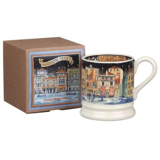 Venice Half Pint Boxed Mug