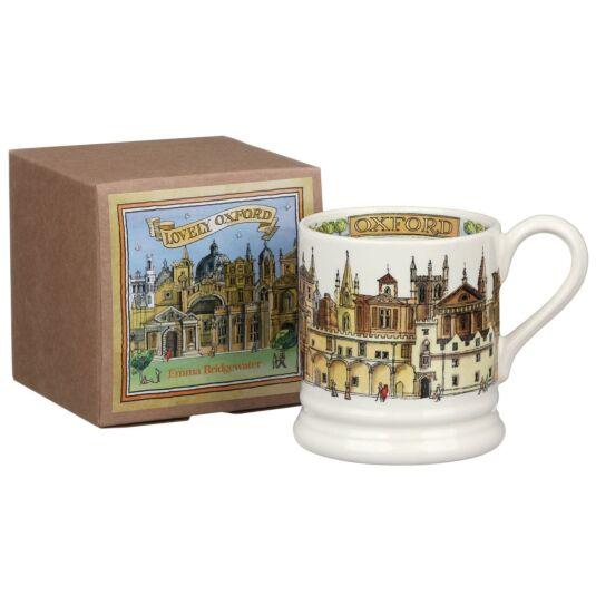 Oxford Half Pint Boxed Mug