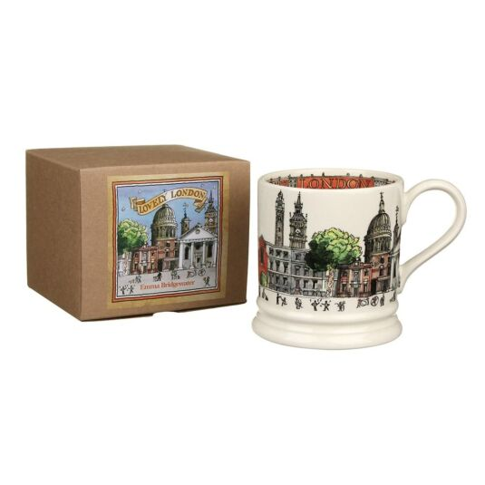 London One Pint Boxed Mug