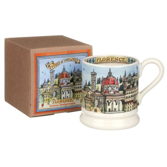 Florence Half Pint Boxed Mug