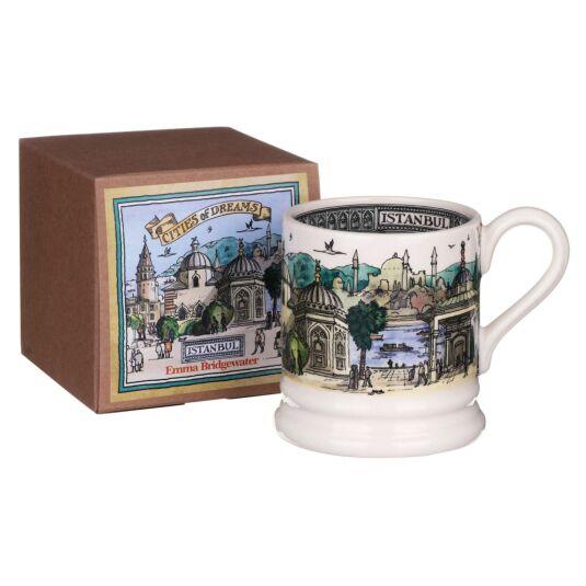 Istanbul Half Pint Boxed Mug